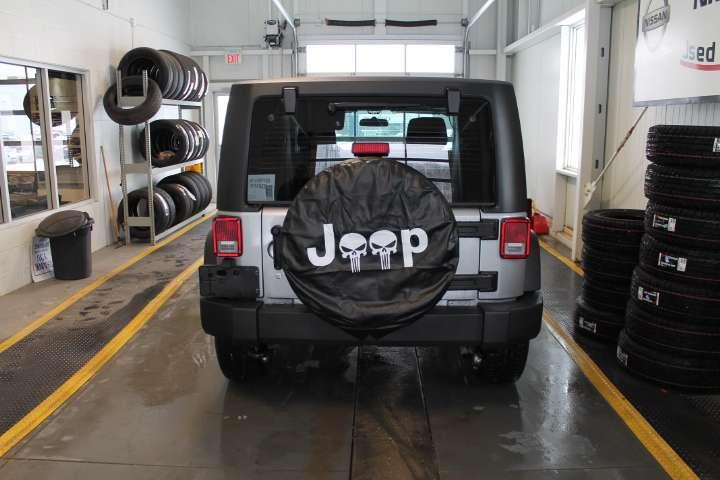 2015 Jeep Wrangler Sport (Stk: 17488A) in Owen Sound - Image 4 of 9