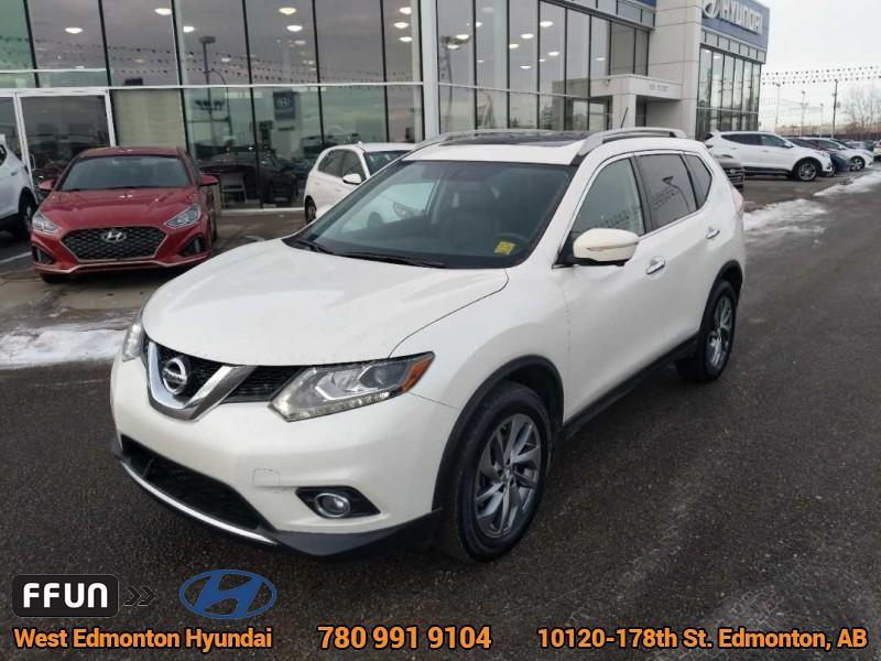 2015 Nissan Rogue SL (Stk: E3000) in Edmonton - Image 2 of 24