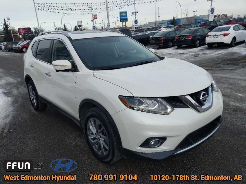 2015 Nissan Rogue SL (Stk: E3000) in Edmonton - Image 4 of 24