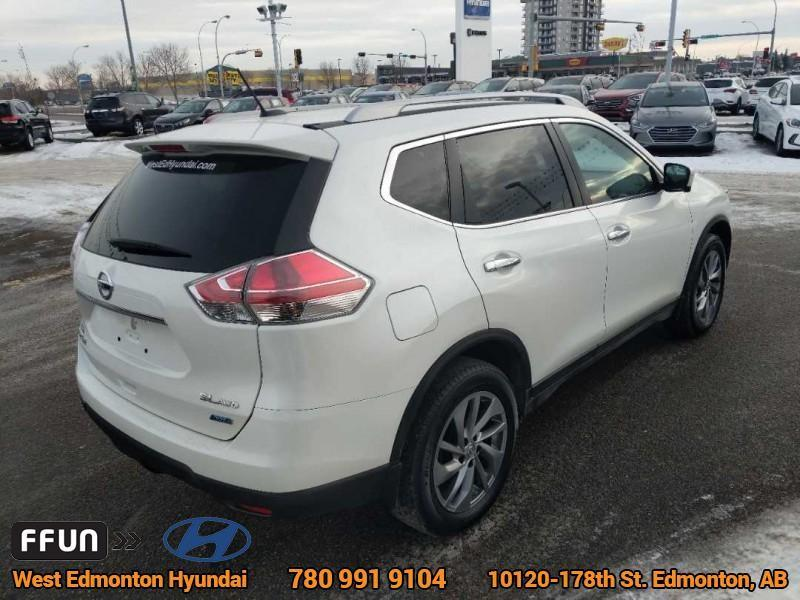 2015 Nissan Rogue SL (Stk: E3000) in Edmonton - Image 6 of 24