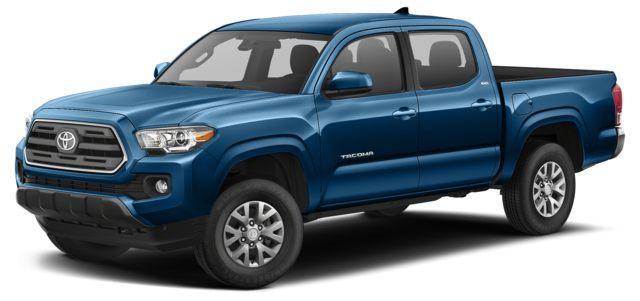 2018 Toyota Tacoma SR5 (Stk: 18166) in Walkerton - Image 1 of 2