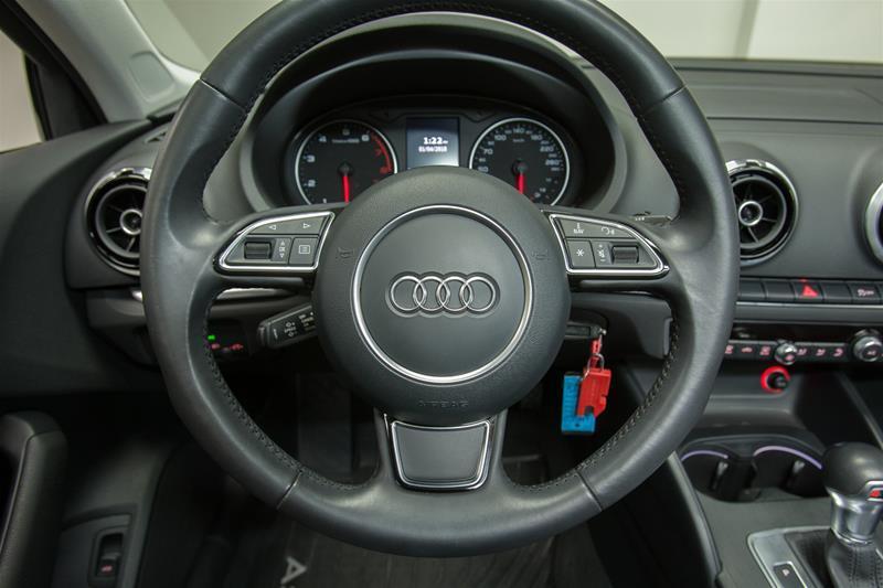 2015 Audi A3 2.0T Progressiv (Stk: 52642) in Newmarket - Image 16 of 17