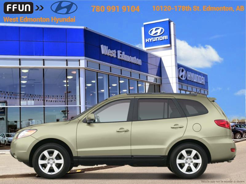 2008 Hyundai Santa Fe  (Stk: E3012) in Edmonton - Image 1 of 1