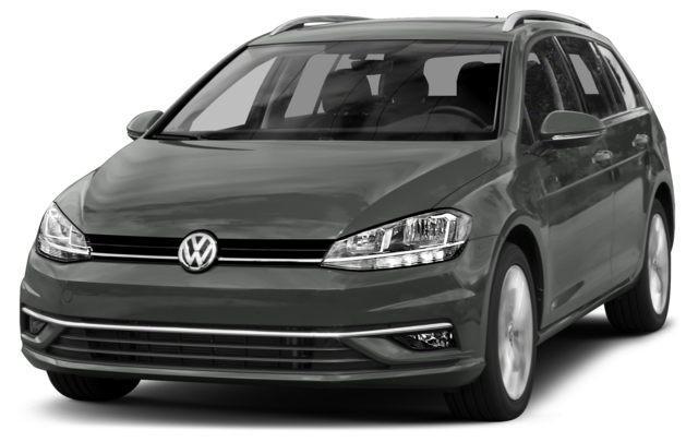 2018 Volkswagen Golf SportWagen 1.8 TSI Highline (Stk: JG761449) in Surrey - Image 1 of 2