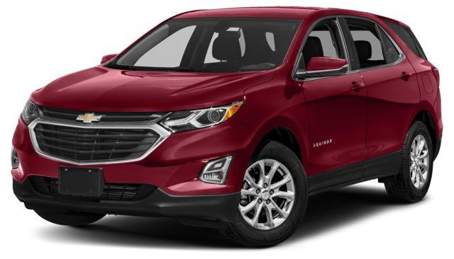 2018 Chevrolet Equinox LT (Stk: 8269222) in Scarborough - Image 1 of 9