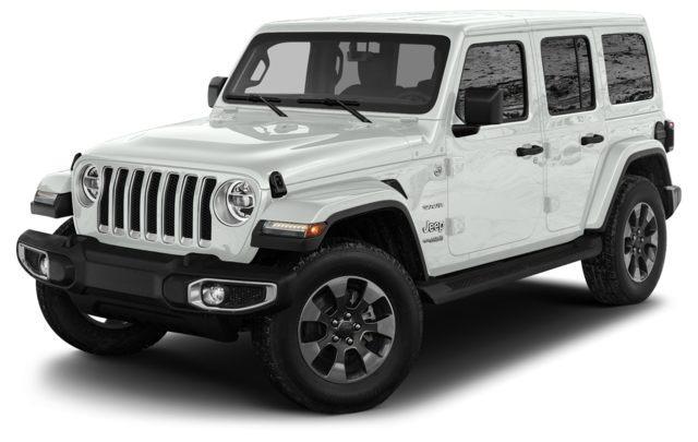 2018 Jeep Wrangler Unlimited Sahara (Stk: 181336) in Thunder Bay - Image 1 of 1