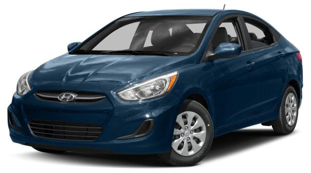 2017 Hyundai Accent GL (Stk: 14405D) in Thunder Bay - Image 1 of 1