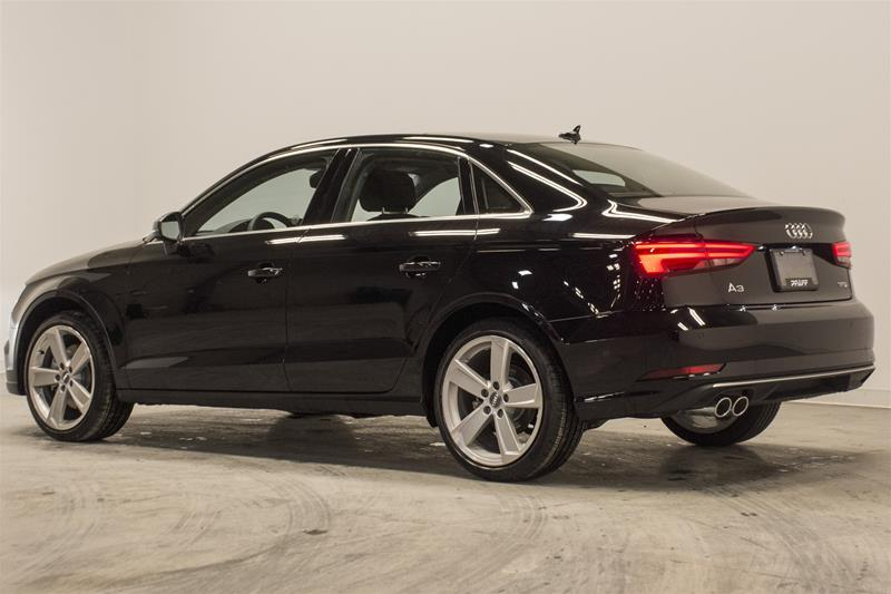 2018 Audi A3 2.0T Komfort (Stk: T13941) in Vaughan - Image 3 of 7