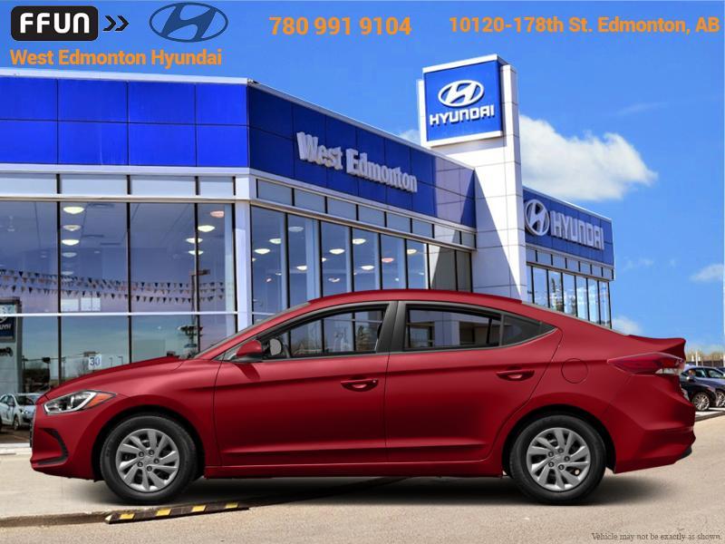 2018 Hyundai Elantra GLS (Stk: EL81664) in Edmonton - Image 1 of 1
