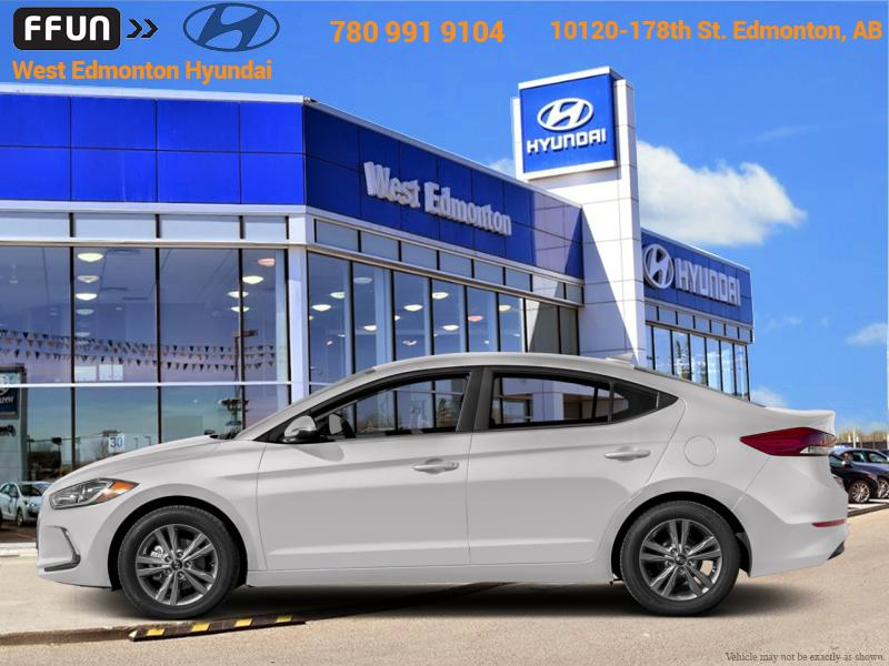 2018 Hyundai Elantra Limited (Stk: EL89540) in Edmonton - Image 1 of 1