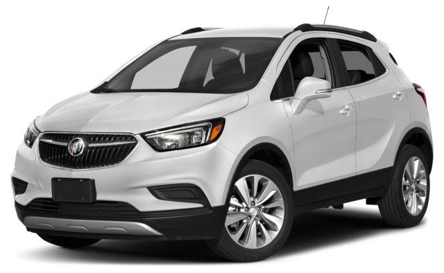 2018 Buick Encore Preferred (Stk: 8564020) in Scarborough - Image 1 of 9