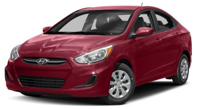 2017 Hyundai Accent GL (Stk: 14368D) in Thunder Bay - Image 1 of 1