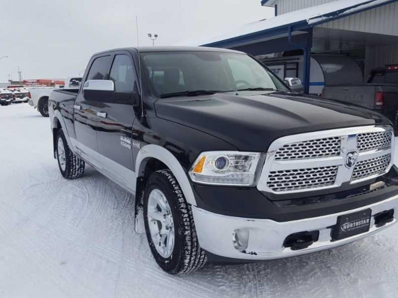 2018 RAM 1500 Laramie (Stk: RT075) in  - Image 4 of 19