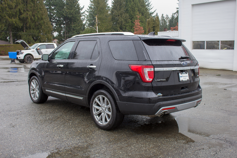 2017 Ford Explorer Limited (Stk: P9103) in Surrey - Image 5 of 30