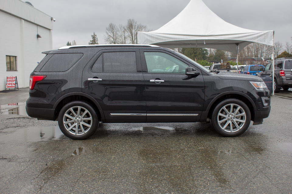 2017 Ford Explorer Limited (Stk: P9103) in Surrey - Image 8 of 30