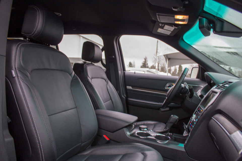 2017 Ford Explorer Limited (Stk: P9103) in Surrey - Image 16 of 30