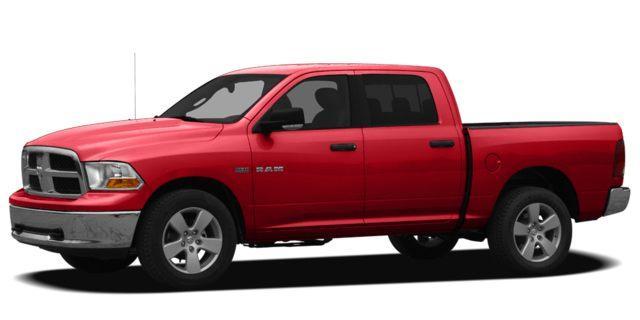 2010 Dodge Ram 1500  (Stk: 96881) in Thunder Bay - Image 1 of 1