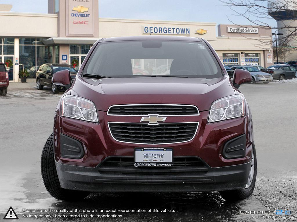 2015 Chevrolet Trax LS (Stk: 16734) in Georgetown - Image 2 of 28