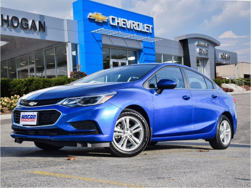 2018 Chevrolet Cruze LT Auto (Stk: 8163639) in Scarborough - Image 1 of 25