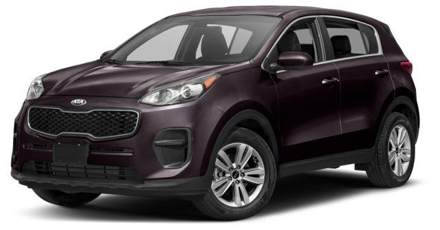 2018 Kia Sportage EX Premium (Stk: K18315) in Windsor - Image 1 of 9