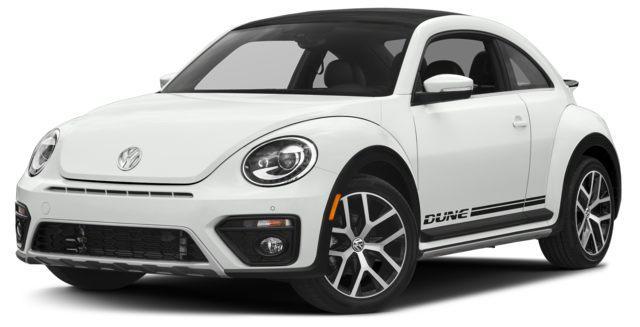2018 Volkswagen Beetle 2.0 TSI Dune (Stk: JB714677) in Surrey - Image 1 of 9