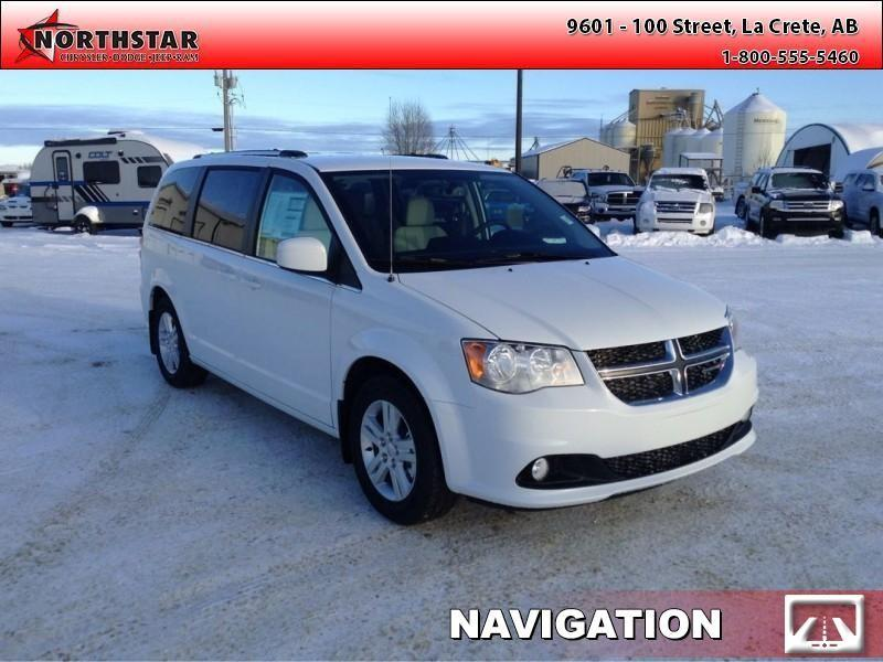 2018 Dodge Grand Caravan Crew (Stk: RT072) in  - Image 4 of 16