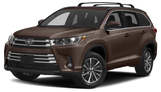 2018 Toyota Highlander Limited (Stk: 8HG353) in Georgetown - Image 1 of 9