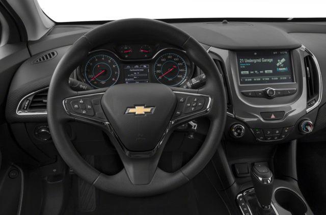 2018 Chevrolet Cruze LT Auto (Stk: C8J096) in Mississauga - Image 4 of 9