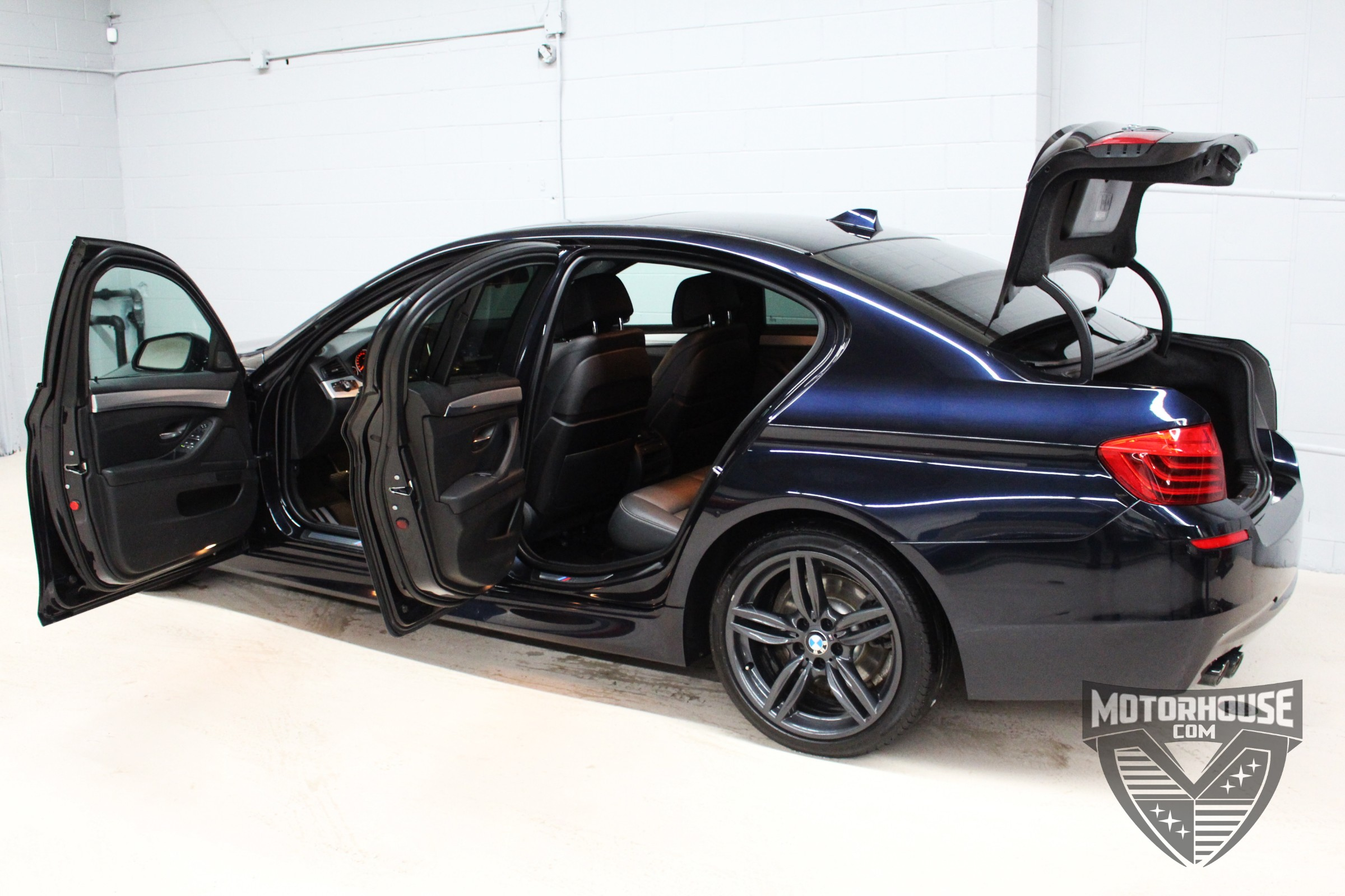 2014 BMW 535d xDrive (Stk: 1641) in Carleton Place - Image 18 of 31