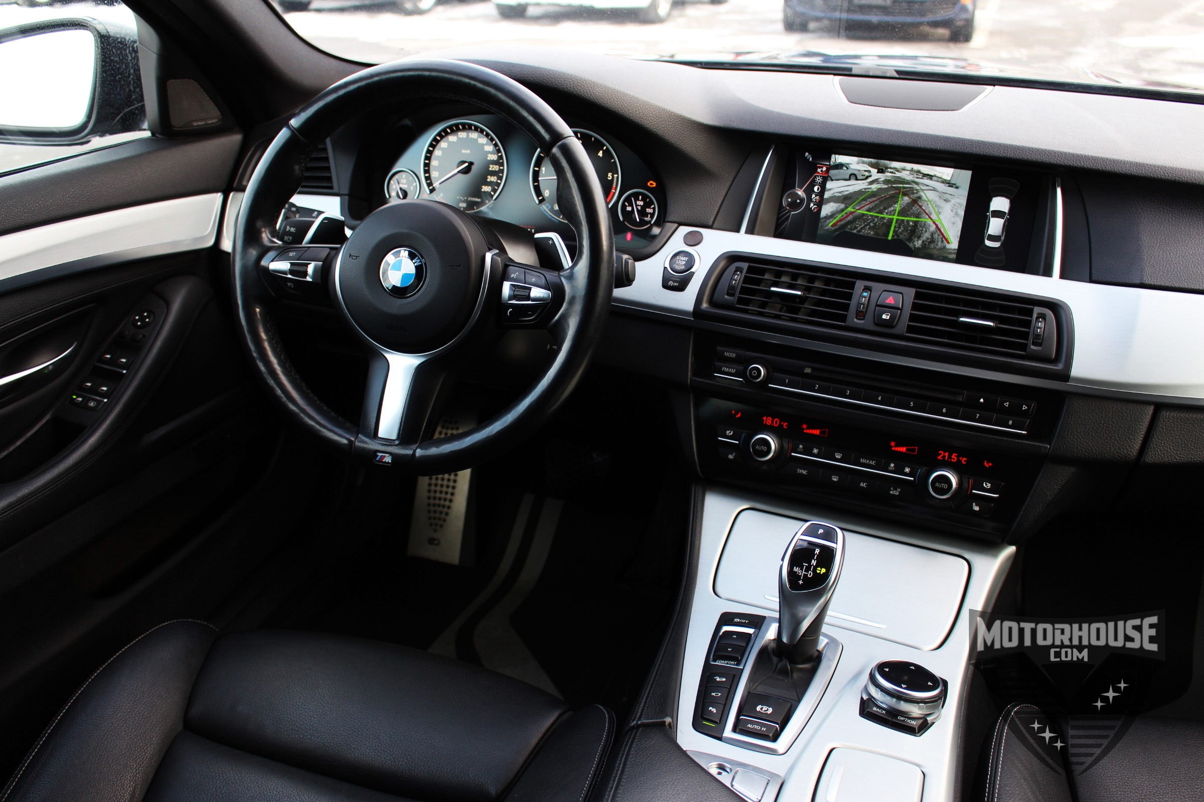 2014 BMW 535d xDrive (Stk: 1641) in Carleton Place - Image 21 of 31