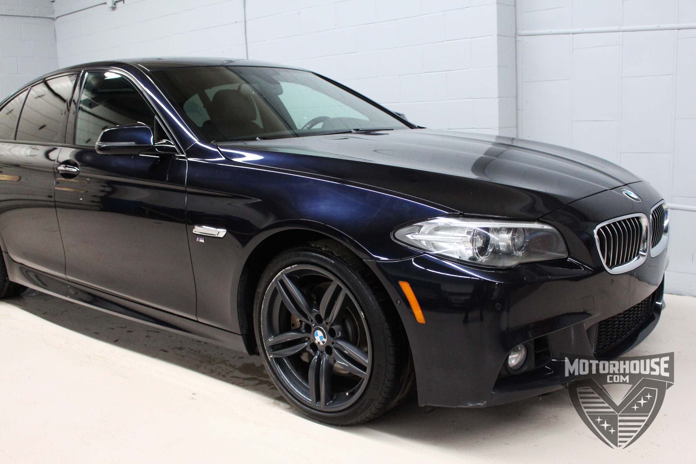 2014 BMW 535d xDrive (Stk: 1641) in Carleton Place - Image 11 of 31