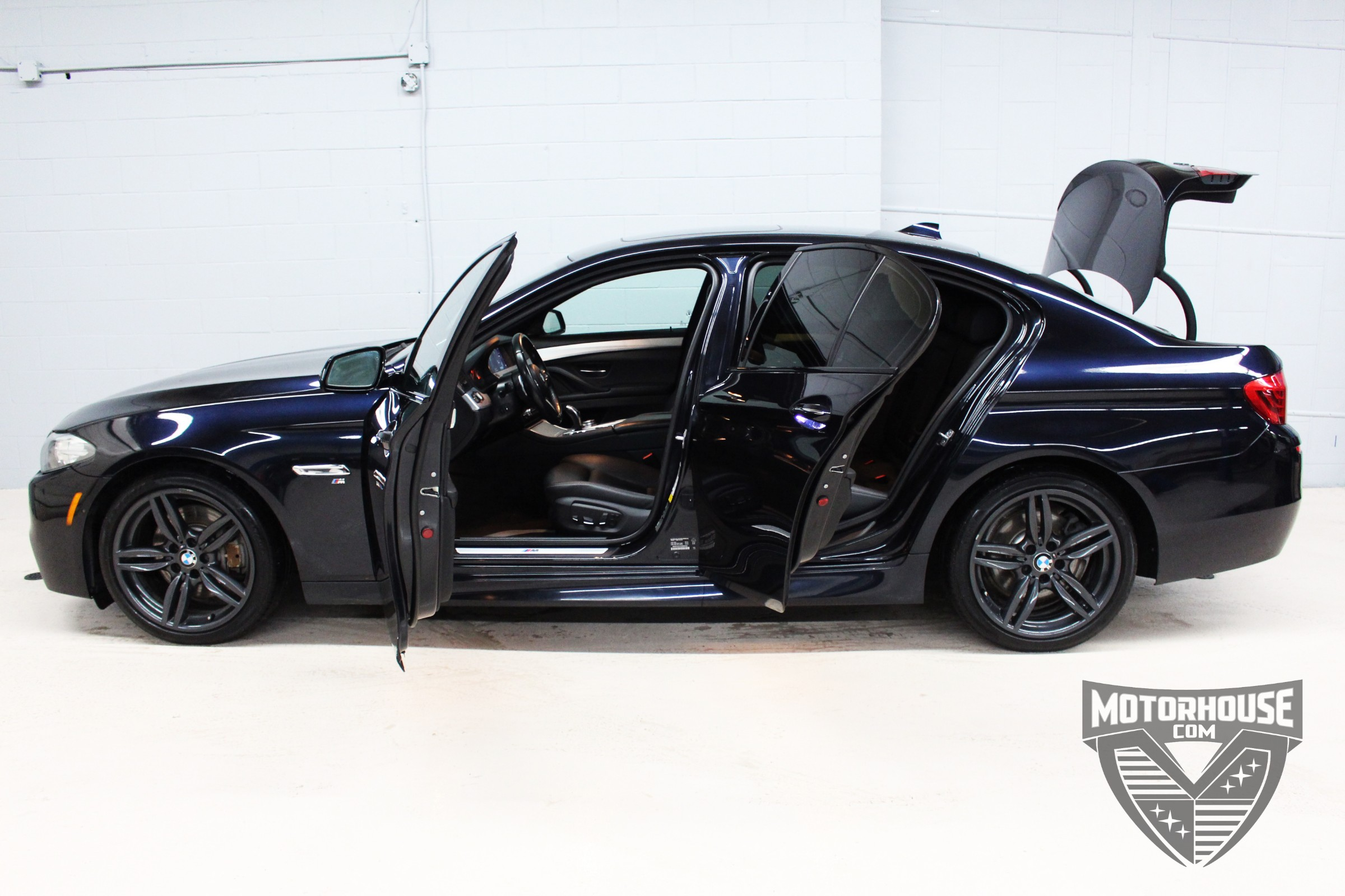 2014 BMW 535d xDrive (Stk: 1641) in Carleton Place - Image 17 of 31