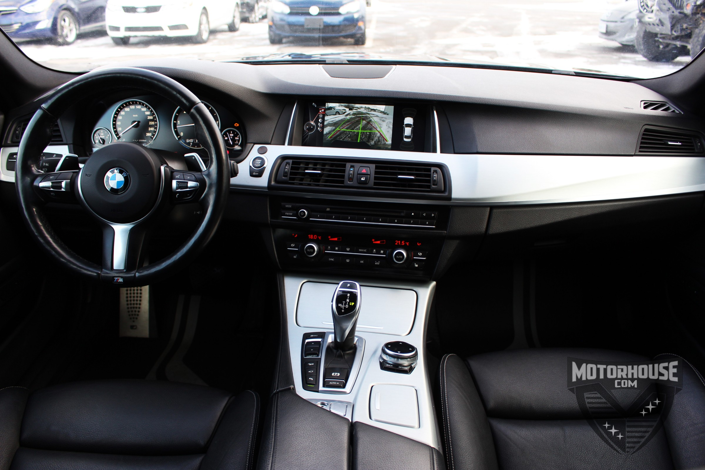 2014 BMW 535d xDrive (Stk: 1641) in Carleton Place - Image 20 of 31