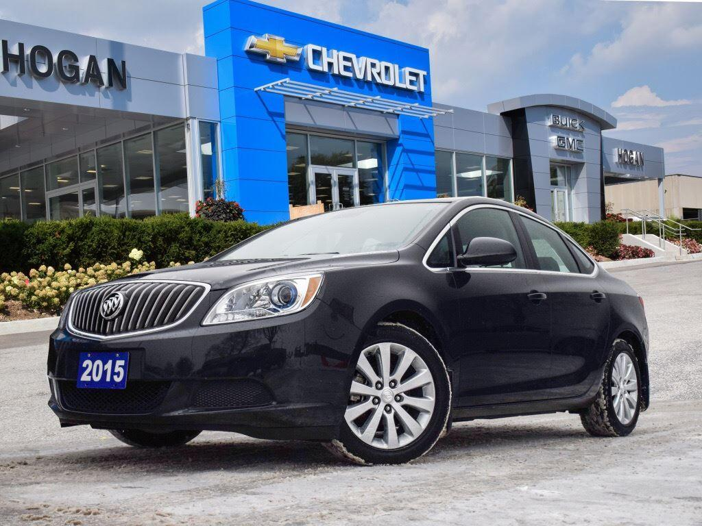 2015 Buick Verano Base (Stk: WN190687) in Scarborough - Image 1 of 24