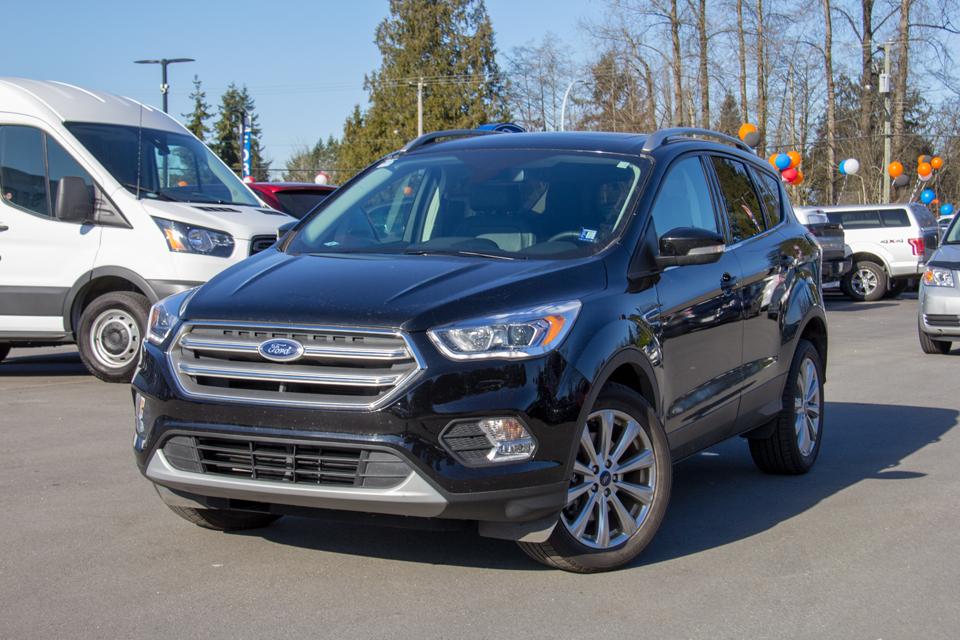 2017 Ford Escape Titanium (Stk: P8024) in Surrey - Image 3 of 30