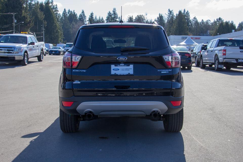 2017 Ford Escape Titanium (Stk: P8024) in Surrey - Image 6 of 30