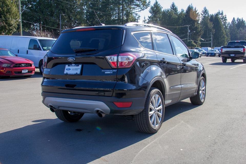 2017 Ford Escape Titanium (Stk: P8024) in Surrey - Image 7 of 30