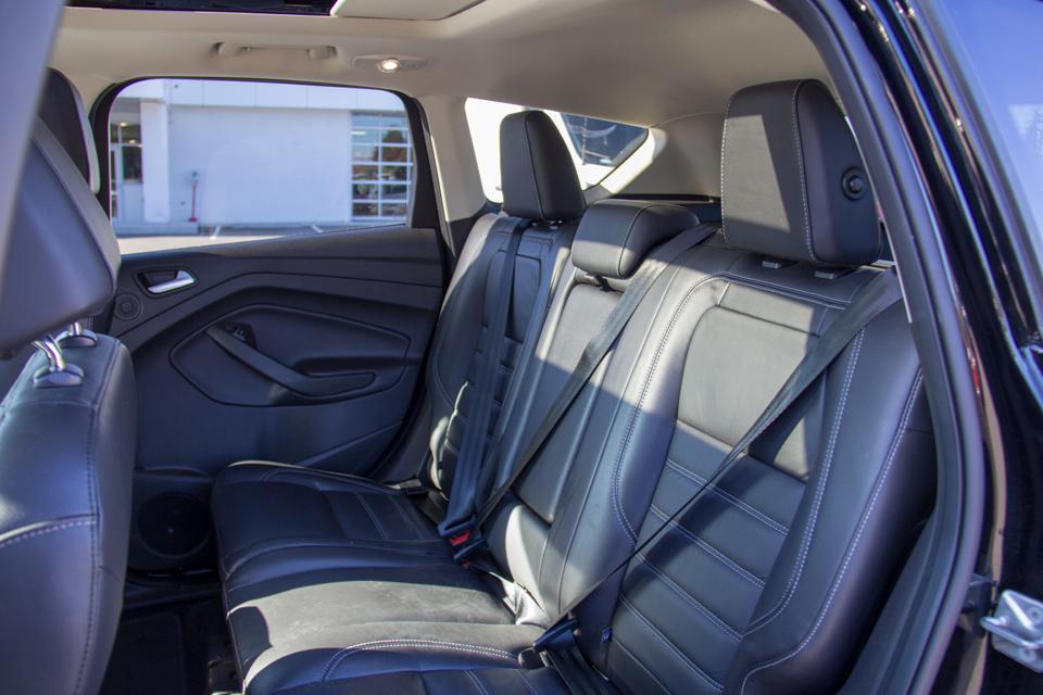 2017 Ford Escape Titanium (Stk: P8024) in Surrey - Image 12 of 30
