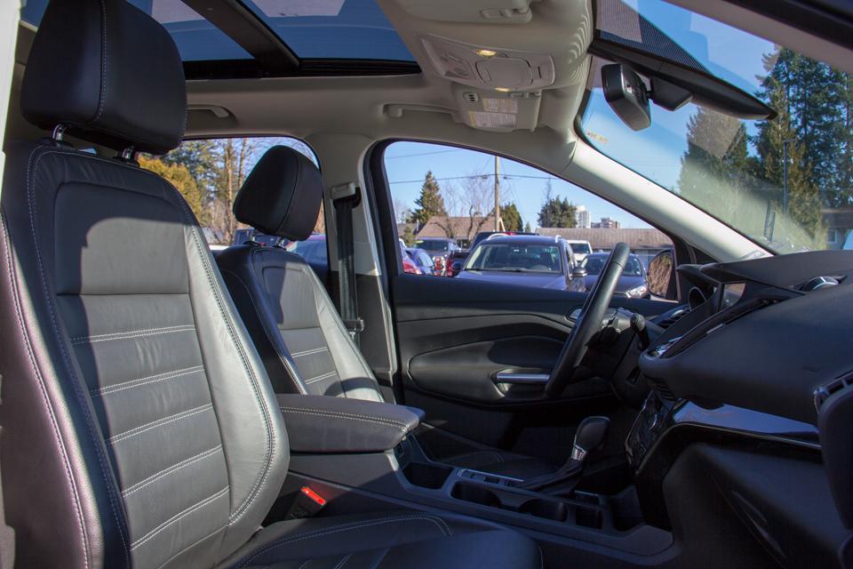 2017 Ford Escape Titanium (Stk: P8024) in Surrey - Image 14 of 30
