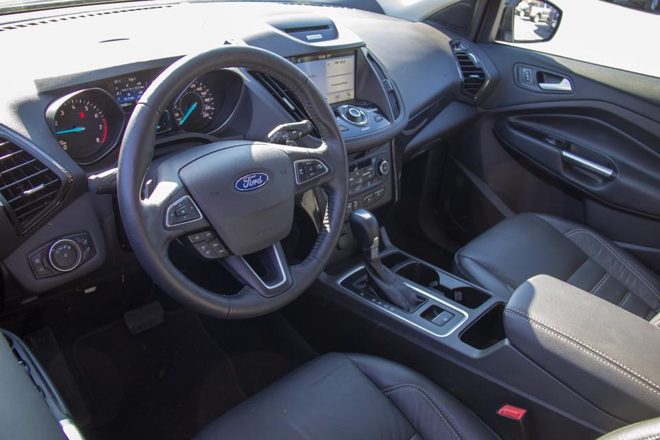 2017 Ford Escape Titanium (Stk: P8024) in Surrey - Image 15 of 30