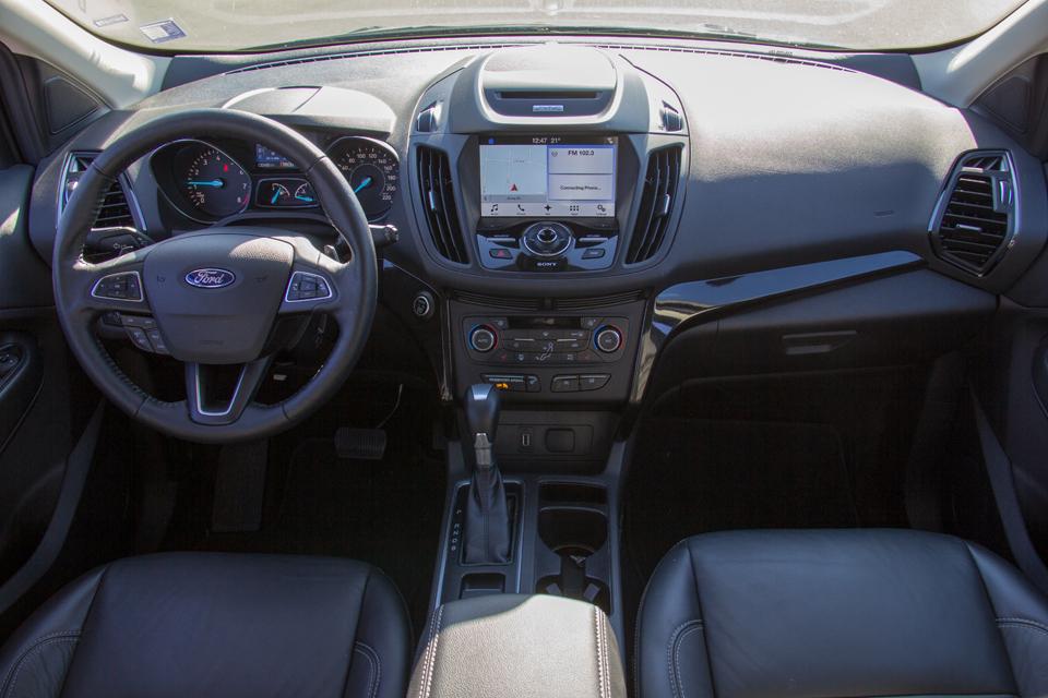 2017 Ford Escape Titanium (Stk: P8024) in Surrey - Image 16 of 30