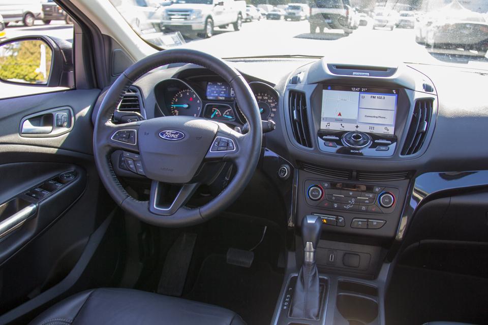 2017 Ford Escape Titanium (Stk: P8024) in Surrey - Image 17 of 30
