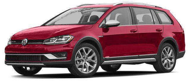 2018 Volkswagen Golf Alltrack 1.8 TSI (Stk: G18243) in Brantford - Image 1 of 1