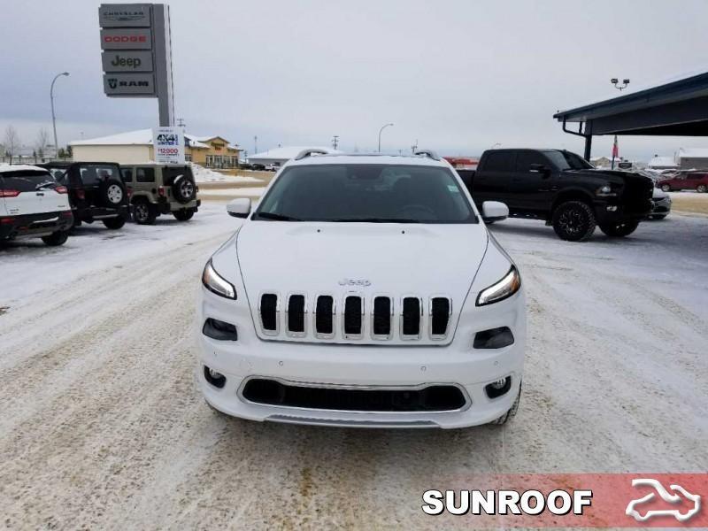 2017 Jeep Cherokee Overland (Stk: RU001) in  - Image 3 of 19
