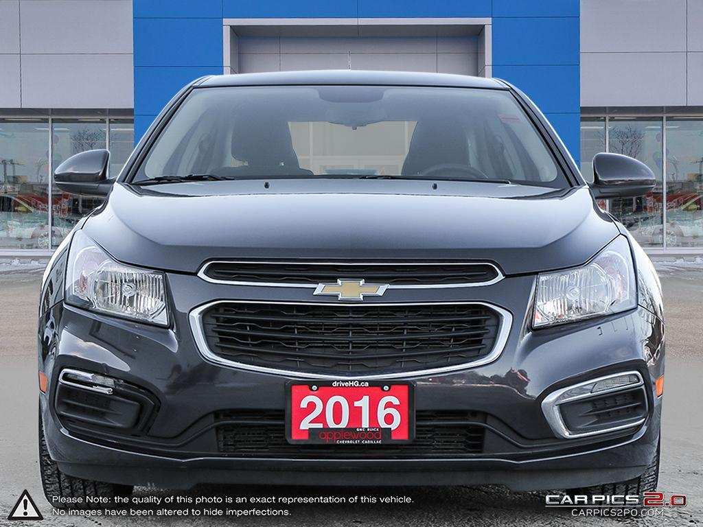 2016 Chevrolet Cruze Limited 1LT (Stk: 8935P) in Mississauga - Image 2 of 26