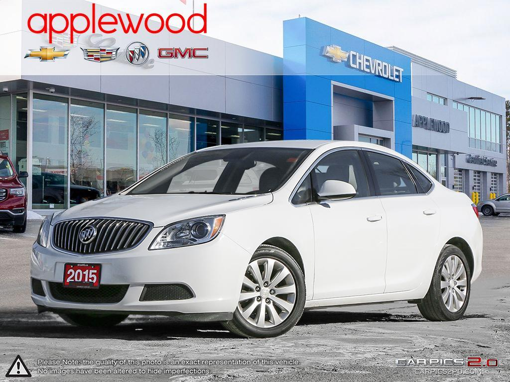 2015 Buick Verano Base (Stk: 9928A) in Mississauga - Image 1 of 27