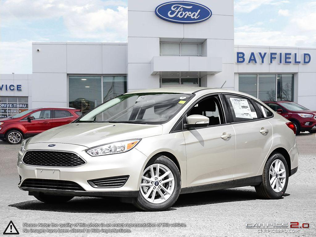 2017 Ford Focus SE (Stk: FC17917) in Barrie - Image 1 of 27