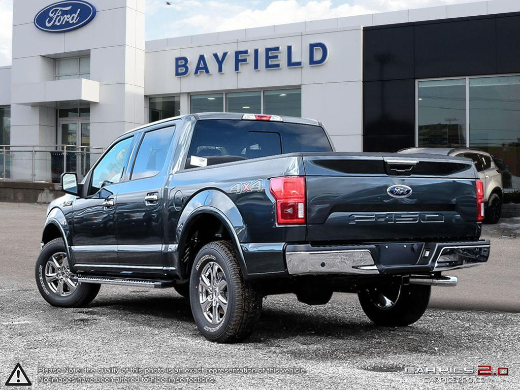 2018 Ford F-150 Lariat (Stk: FP18125) in Barrie - Image 4 of 27