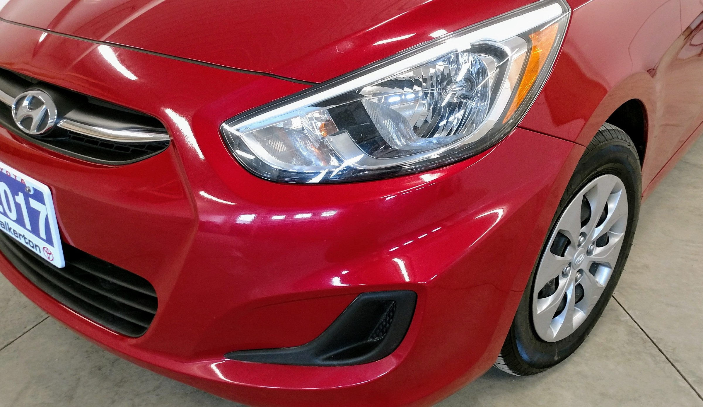 2017 Hyundai Accent GL (Stk: L8002) in Walkerton - Image 8 of 27