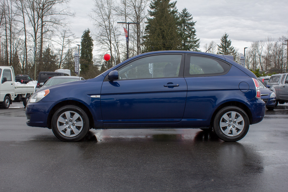 2011 Hyundai Accent  (Stk: P9126) in Surrey - Image 4 of 24